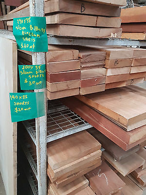 Spotted gum blackbutt brushbox bluegum ironbark  furniture shorts timber