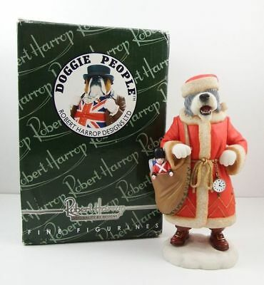Old English Sheepdog - DPCS07 Christmas Time - Robert Harrop Doggie People 2007