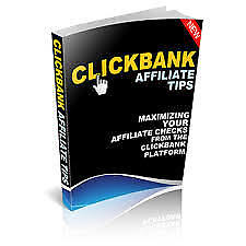 CLICKBANK - Affiliates ebook-pdf master resell rights - Free shipping