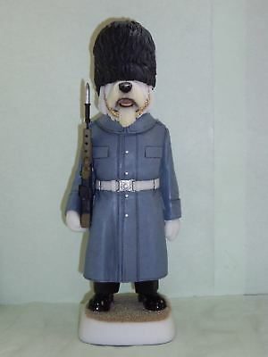 Old English Sheepdog - DP231 Grenadier Guard / Grey- Robert Harrop Doggie People