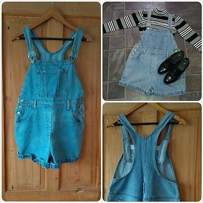 Vintage 90s denim dungarees. UK 10. 90s grunge, Urban Outfitters