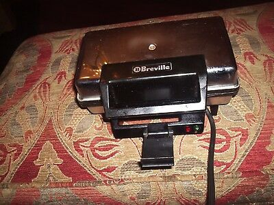 Vintage retro Breville Sandwich Toaster Snack 'N' Toaster  VGC