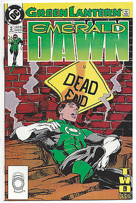 Green Lantern: Emerald Dawn #2 (NM) 1990