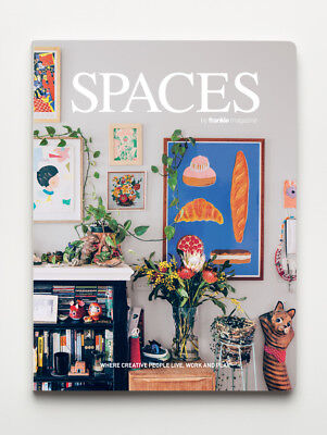 Spaces Magazine Volume 4 - Interiors Book Frankie Magazine