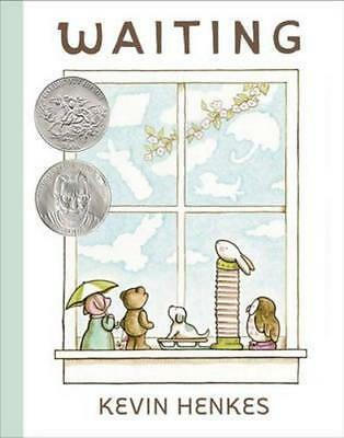 NEW Waiting By Kevin Henkes Hardcover Free Shipping