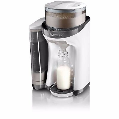 Baby Brezza Formula Pro One Step Baby Feeding Formula Maker Fits All Bottle Size