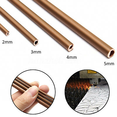 300mm Copper Pipe Tube 2/3/4/5mm DIY Metal Bathroom Kitchen Build Construct UK