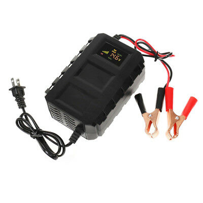 Intelligent 12V 20A Car Motorcycle Automobile Battery Lead Acid Battery Charger