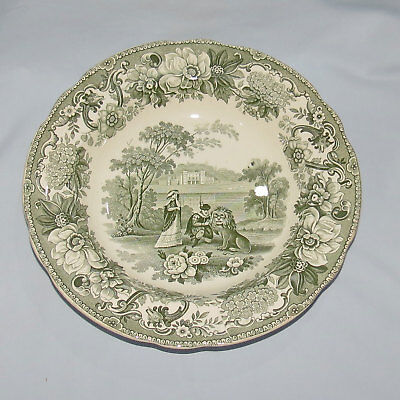 COPELAND LATE SPODE THE LION IN LOVE BOWL c.1830