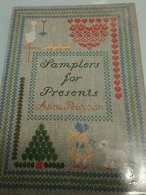 Samplers for presents - Cross stitch patterns book