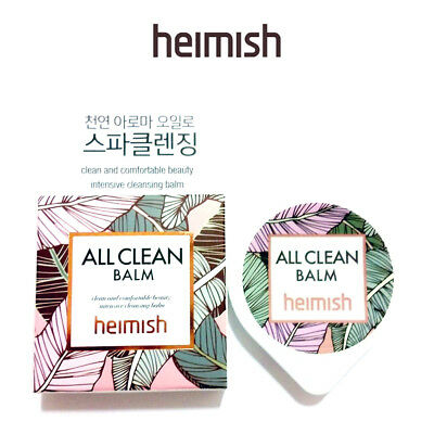 [HEIMISH] All Clean Balm Mini 5ml / Korea Cosmetic