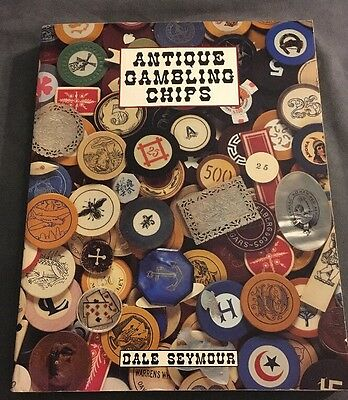 Antique Gambling Chips Dale Seymour Vintage Price Guide