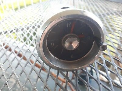 Genuine  Original Chevrolet 1962 Clock May Suit Early Holden Ford