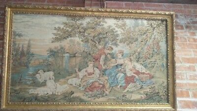 Le Nid Woven Tapestry With Frame