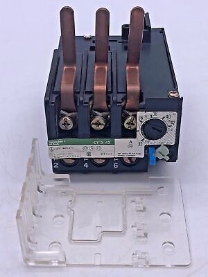 Sprecher+Schuh CT 3-42 Thermal Overload Relay 32 - 42A 600V AC 22.702.101.31
