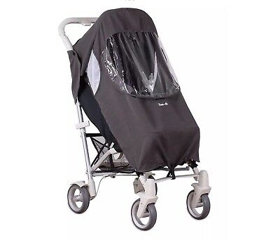 Koo-di Rain Cover Buggy Stroller Pushchair Pack it Keep Me Dry UNIVERSAL Single.