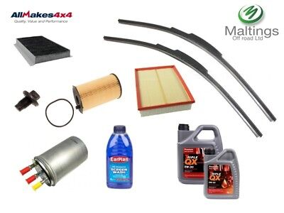 Landrover Discovery 3 Service Kit With Oil 2.7 Tdv6 Disco 3 Service 2004-2006