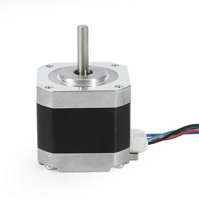 NEMA 17 Stepper Motors 1.8° 2 Phase For 3D Printer Reprap CNC 34/40mm UK