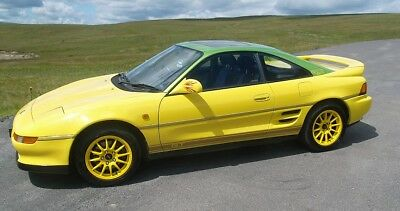 Toyota MR2 MkII Rev.2 Just 35,000 From New