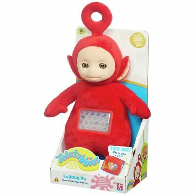 Teletubbies - Lullaby PO - MUSICAL NIGHT LIGHT - Sounds & Lights - NEW