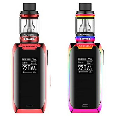 Vaporesso Revenger X Kit - 5 ml Tank - 100 % Genuine