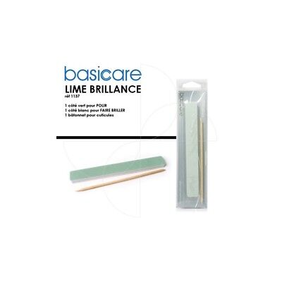 Basicare - lime à ongles brillance