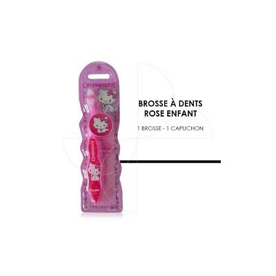 Charmmy Kitty - 1 Brosse à dents rose enfant