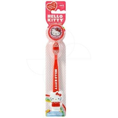 Smile Guard - Brosse à dents enfant avec capuchon Hello kitty