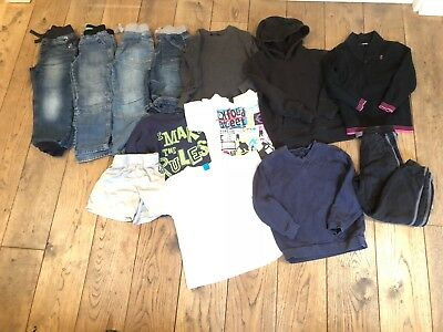 Boys Bundle Job Lot Clothes Ages 5-6 Jeans Tshirt Jumper Track Bottoms Shorts