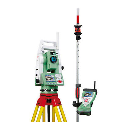 New  360° Degree Prism for LEICA Robotic Total Station