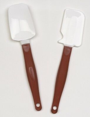Rubbermaid Commercial High Heat Spatula & Spoonula 1962 & 1966 One Each