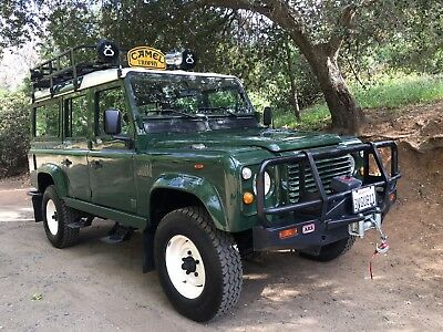 1980 Land Rover Defender 110 Rare 1989 Land Rover Defender 110, Less than 10K ORIGINAL Miles!!!