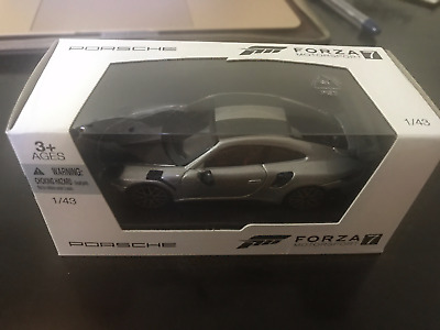 Forza Motorsport 7 Porsche 1/43 scale car