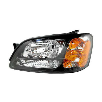 00-04 Legacy GT/03-06 Baja Front Headlight Headlamp Head Light Lamp Driver Side