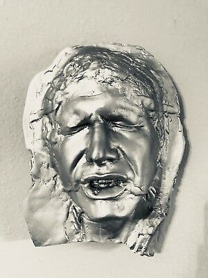 Christmas Star Wars Han Solo Frozen in Carbonite Life size Prop