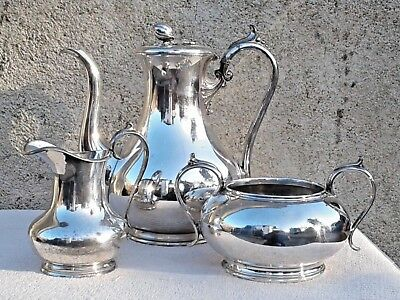 Derby Silver Co Quadruple Plate Derby Quadruple Silver