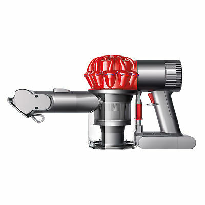 Dyson DC58 V6 Car + Boat Cordless Handheld Vacuum | Red/Iron | Refurbished