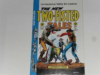 Ec Reprint Two Fisted Tales #19, April 1997 Gemstone Publishing