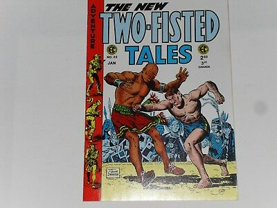 Ec Reprint Two Fisted Tales #22. January 1998, Gemstone Publishing