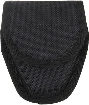 Black Enhanced Molded Police Handcuff Case Pouch for Police Duty Belt