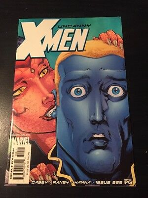 Uncanny X-men#399 Incredible Condition 9.2(2001) Raney Art!!