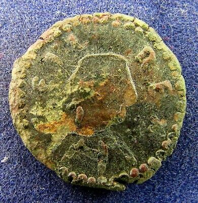 Kingdom of the Vandals and Alans - Coin of GELIMER  c. 530-534 AD (450+)