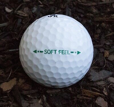 50 Srixon Soft Feel  Excellent Condition Golf Balls