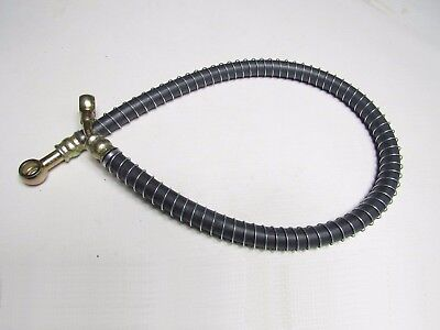 "30"" Oil Cooler Hose - Short for Kandi's 200cc GoKart"