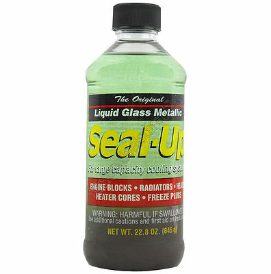 1116 - Liquid Glass Metallic Seal Up 646G