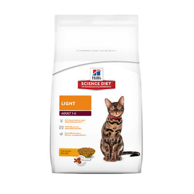 Hills Science Diet Cat Light Weight Control 3.5kg dry food *Expired*