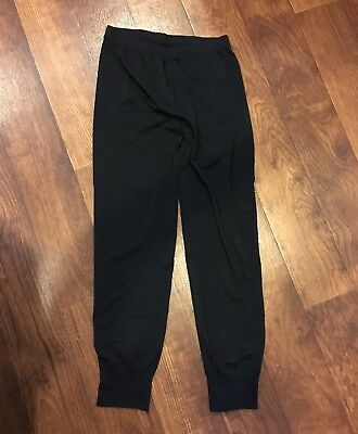 REI Kids layer, black thermal pants. Medium 10/12. UPF 50+ Outdoors, snow sports