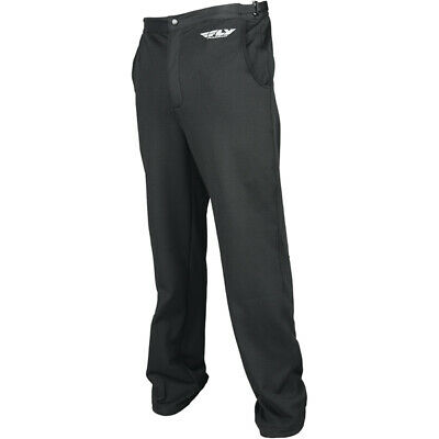 FLY RACING Mid Layer Bottoms/Pants (BLACK) S (Small)