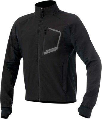 ALPINESTARS TECH Windproof Layering Jacket w/Thermal Lining (Black) 2XL 2X-Large