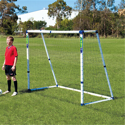Hart Pro Sports Goal - Can Be Assembled As Large Or Smaller Goal